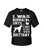 BRITTANY Youth T-Shirt thumbnail