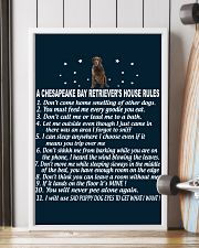 CHESAPEAKE BAY RETRIEVER 11x17 Poster lifestyle-poster-4