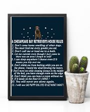 CHESAPEAKE BAY RETRIEVER 11x17 Poster lifestyle-poster-8