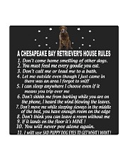 CHESAPEAKE BAY RETRIEVER Square Coaster tile