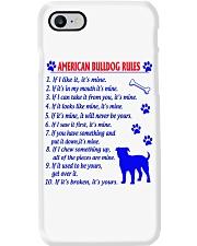 AMERICAN BULLDOG Phone Case thumbnail