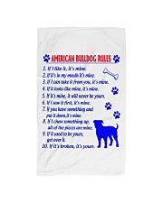 AMERICAN BULLDOG Hand Towel thumbnail