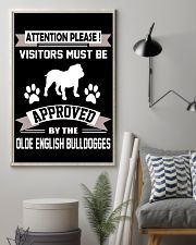 OLDE ENGLISH BULLDOGGES 11x17 Poster lifestyle-poster-1