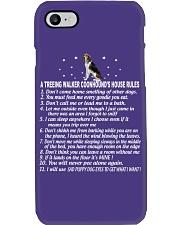 TREEING WALKER COONHOUND Phone Case thumbnail
