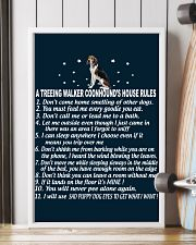 TREEING WALKER COONHOUND 11x17 Poster lifestyle-poster-4