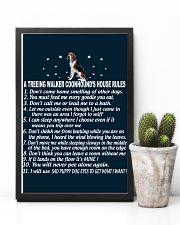 TREEING WALKER COONHOUND 11x17 Poster lifestyle-poster-8