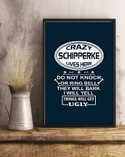 SCHIPPERKE 11x17 Poster lifestyle-poster-3