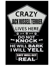 JACK RUSSELL TERRIER 11x17 Poster front