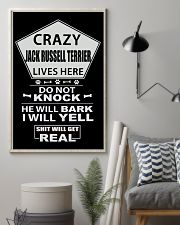 JACK RUSSELL TERRIER 11x17 Poster lifestyle-poster-1
