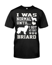 BRIARD Classic T-Shirt front