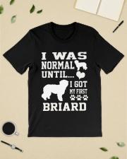 BRIARD Classic T-Shirt lifestyle-mens-crewneck-front-19