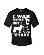 BRIARD Youth T-Shirt thumbnail