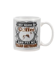 Italian Greyhound Mug tile