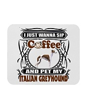 Italian Greyhound Mousepad tile