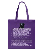 FLAT-COATED RETRIEVER Tote Bag thumbnail