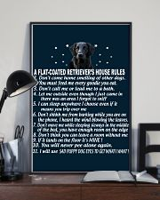 FLAT-COATED RETRIEVER 11x17 Poster lifestyle-poster-2