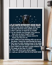 FLAT-COATED RETRIEVER 11x17 Poster lifestyle-poster-4