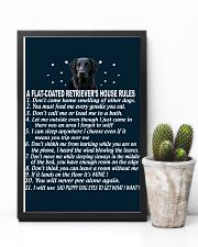 FLAT-COATED RETRIEVER 11x17 Poster lifestyle-poster-8