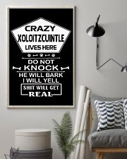 XOLOITZCUINTLE 11x17 Poster lifestyle-poster-1