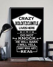 XOLOITZCUINTLE 11x17 Poster lifestyle-poster-2