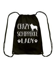 SCHIPPERKE Drawstring Bag thumbnail