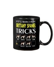 TRICKS BRITTANY SPANIEL Mug thumbnail
