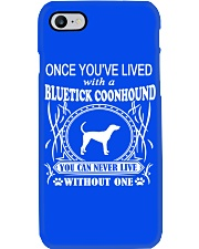 Bluetick Coonhound Phone Case thumbnail