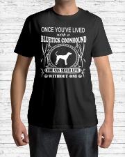 Bluetick Coonhound Classic T-Shirt lifestyle-mens-crewneck-front-1