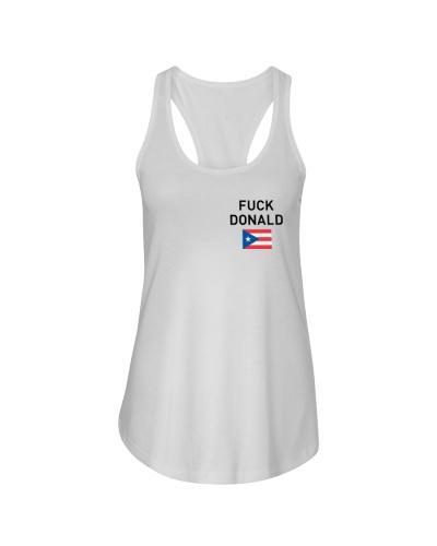 FUCK DONALD - Puerto Rico
