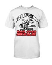 REX BEAUCHAMP SAN JOSE WINNER 75-76 Classic T-Shirt front