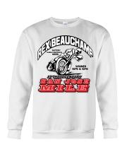REX BEAUCHAMP SAN JOSE WINNER 75-76 Crewneck Sweatshirt thumbnail
