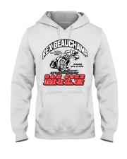 REX BEAUCHAMP SAN JOSE WINNER 75-76 Hooded Sweatshirt thumbnail