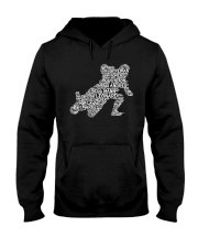 GNC Word Cloud shirt Hooded Sweatshirt tile