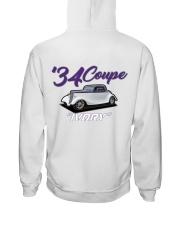 34 Coupe Hooded Sweatshirt back