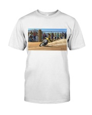 Castro's Roostertail Classic T-Shirt thumbnail