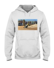 Castro's Roostertail Hooded Sweatshirt thumbnail