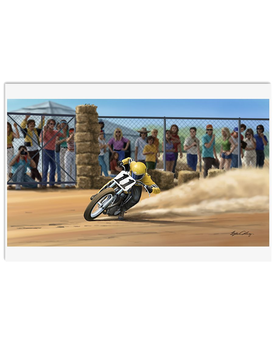 Castro's Roostertail 24x16 Poster