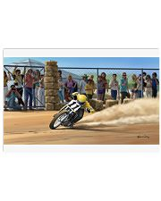 Castro's Roostertail Horizontal Poster tile