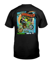 JORDAN PARKER MOTOCROSS Classic T-Shirt back
