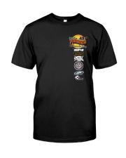 JORDAN PARKER MOTOCROSS Classic T-Shirt front