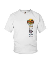 JORDAN PARKER MOTOCROSS Youth T-Shirt thumbnail