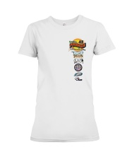 JORDAN PARKER MOTOCROSS Premium Fit Ladies Tee thumbnail