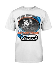 ASCOT IM NOT OLD BUT I GOT TO SEE IT Classic T-Shirt tile