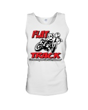 FLAT TRACK ANYONE CAN RIDE MX PARKER Unisex Tank thumbnail