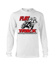 FLAT TRACK ANYONE CAN RIDE MX PARKER Long Sleeve Tee thumbnail