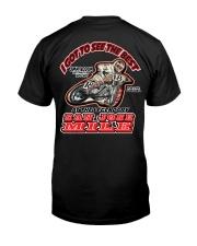 18 jimmy O san jose Classic T-Shirt back
