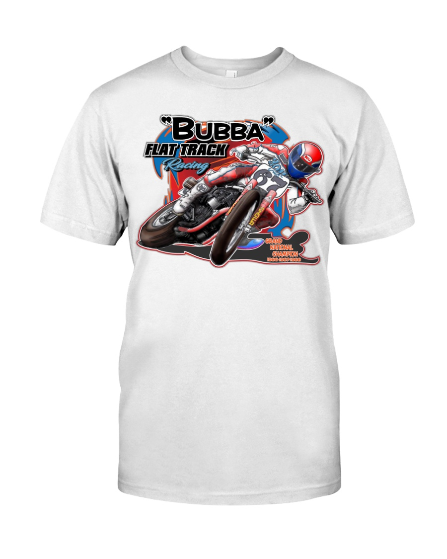 BUBBA FLATTRACK GEAR and decor Classic T-Shirt