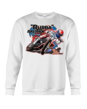 BUBBA FLATTRACK GEAR and decor Crewneck Sweatshirt thumbnail