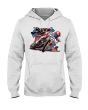 BUBBA FLATTRACK GEAR and decor Hooded Sweatshirt thumbnail