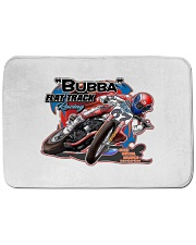 "BUBBA FLATTRACK GEAR and decor Bath Mat - 24"" x 17"" thumbnail"